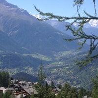 Das Foto wurde bei Bellwald - Ihr Schweizer Ferienort von René J. am 8/17/2012 aufgenommen