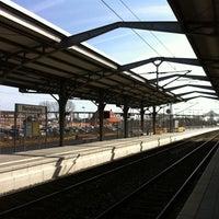 Photo taken at Bahnhof Rendsburg by Franz-Michael D. on 3/23/2011