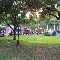 Photo taken at Cedars Food Park by Lukas K. on 9/8/2012