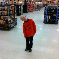Photo taken at Walmart Supercenter by Erica L. on 1/4/2012