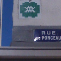 Photo prise au Space Invader par jean-paul le1/12/2012