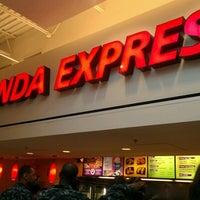 Photo taken at Panda Express by Ashley B. on 7/16/2012