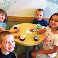 Photo taken at Marble Slab Creamery by Kandi S. on 8/1/2011