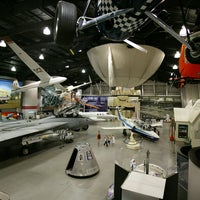 Photo taken at Tulsa Air and Space Museum & Planetarium by TravelOK on 1/26/2012