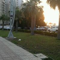 Photo taken at (الممشى (شارع فيصل بن فهد by Badeaa M. on 12/8/2011