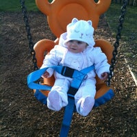 Photo taken at Vinery Road Park Play Area by Ben H. on 1/6/2012