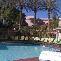 Photo taken at Four Seasons Hotel Las Vegas Pool by Bruce S. on 7/21/2011