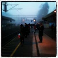 Photo taken at Ski stasjon by Jan S. on 11/14/2011