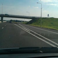 Photo taken at A35 (31, Almelo-West) by Peter G. on 9/26/2011