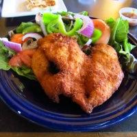 Photo taken at Zaguán Latin Bakery & Cafe by PoP O. on 6/12/2011