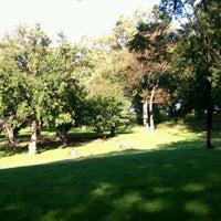 Photo taken at Arthur Von Briesen Park by Edwin on 10/8/2011