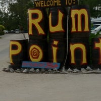 Photo taken at The Wreck Bar - Rum Point by Frankie G. on 1/29/2012