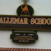 Photo taken at Vallemar Elementary School by Trish S. on 3/22/2011