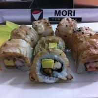 Photo taken at Mori Temakeria by Sprite R. on 9/24/2011