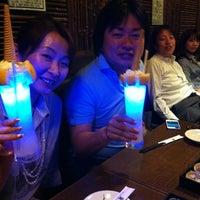 Photo taken at 坐・和民 京阪京橋片町口店 by Takahiro I. on 5/23/2012