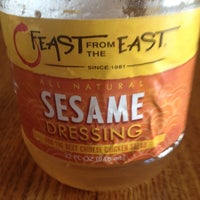 Photo taken at Feast From the East by Sarah B. on 8/19/2012
