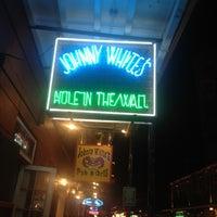 Photo taken at Johnny White's Corner Pub by Daryn B. on 7/14/2012