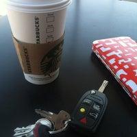 Photo taken at Starbucks by Chelsea P. on 6/10/2012