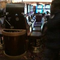 Photo taken at Harrington Raceway & Casino by Steve D. on 2/18/2012