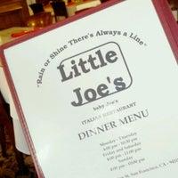 Foto tirada no(a) Little Joe's por Anthony P. em 2/2/2011