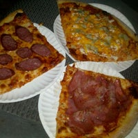 Photo taken at Pi Pizza Truck by Logan A. on 5/27/2012