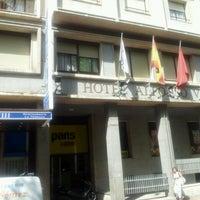 Foto tomada en Hotel Alfonso VIII por Alf A. el 8/20/2012