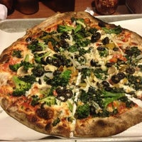 Photo taken at Modern Apizza by Diane on 9/12/2012