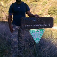 Photo taken at Claremont Five Mile Loop Wilderness Trail by Chris S. on 11/28/2011