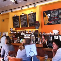 Photo taken at Marin Coffee Roasters by Tak H. on 7/3/2011