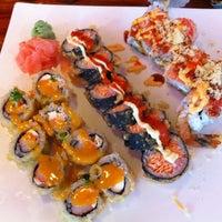 Photo taken at Sushi Cafe by Kadi D. on 9/16/2011