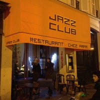 chez papa jazz club saint germain des pr s 12 tips from 278 visitors. Black Bedroom Furniture Sets. Home Design Ideas