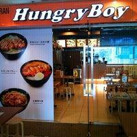 Photo taken at HungryBoy Japanese Donburi House by Masanori T. on 9/16/2011