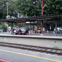 Photo taken at Estação São Caetano do Sul (CPTM) by Marcelo C. on 8/15/2011