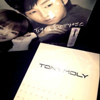 Photo taken at TonyMoly by Dominique J. on 2/10/2012