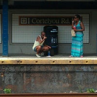 Photo taken at MTA Subway - Cortelyou Rd (Q) by OughtToBeShot.com on 7/31/2011