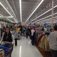 Photo taken at Walmart Supercenter by Chris V. on 11/25/2011