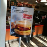 Photo taken at Dunkin Donuts by Auguste Z. on 11/7/2011