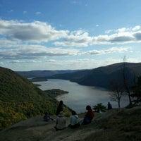 Photo taken at Breakneck Ridge by Alex J. on 10/22/2011