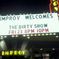 Photo taken at Ontario Improv Comedy Club by Edward P. on 12/24/2011