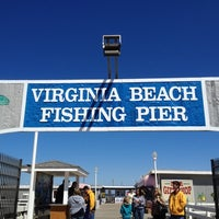 Virginia beach fishing pier oceanfront 14th st for Fish store virginia beach