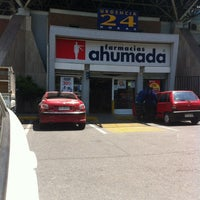 Photo taken at Farmacias Ahumada by Luis P. on 11/19/2011