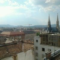 5/23/2012 tarihinde Tobias F.ziyaretçi tarafından Hotel Hungaria City Center'de çekilen fotoğraf
