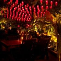 Photo taken at Ferringhi Garden Restaurant by Tio C. on 2/13/2012