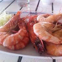 Photo taken at ปะการัง บางแสน by Jennie S. on 8/5/2012