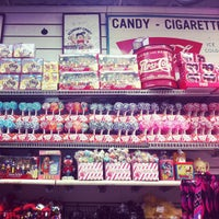 Photo taken at Economy Candy by Fiona S. on 11/26/2011