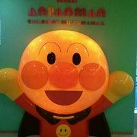 Photo taken at Sendai Anpanman Children's Museum & Mall by soichi m. on 10/9/2011