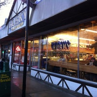 Photo taken at Husky Deli by Mary L. on 1/23/2012