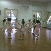 Photo taken at Rising Star Ballet Studio by Kay O. on 4/16/2011