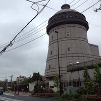 5/15/2012にAtibot T.が東京都水道局 大谷口給水塔で撮った写真