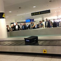 Photo taken at Baggage Reclaim by C A. on 8/30/2012